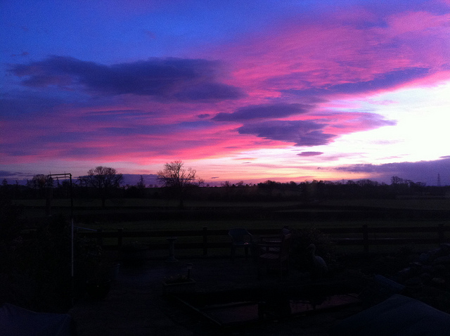 Christmas Day – The Gift Of Epic Sky
